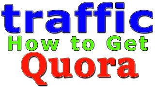 Quora traffic strategy 2020 | how to use Quora | seo | quora traffic strategy