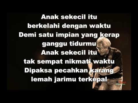 Iwan Fals - Sore Tugu Pancoran (lirik)