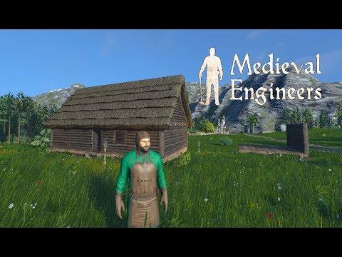 Gameplay de Medieval Engineers
