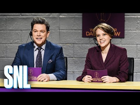 Westminster Daddy Show - SNL