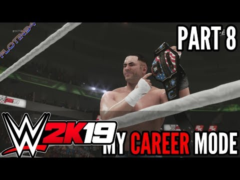 WWE 2K19 | MY CAREER MODE #8 | TITLE IS BACK!!