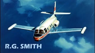 R.G. SMITH - The Artwork Of An Aviation Legend