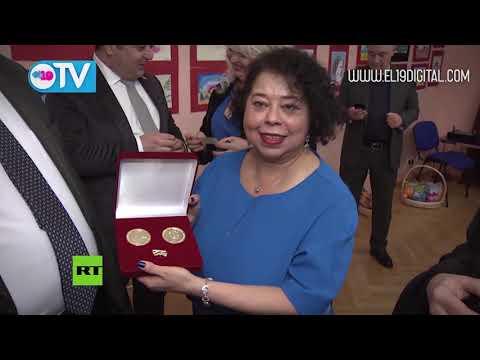 Celebran el 74.º aniversario del establecimiento de relaciones diplomáticas entre Nicaragua y Rusia