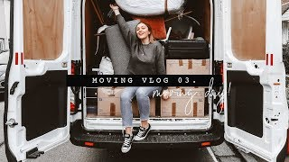 MOVING DAY AN IKEA HAUL