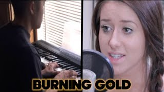 Burning Gold (Christina Perri)   Georgia Merry and Rob Tando Cover