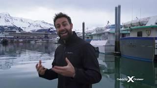 Alaska Cruise & Land Tour | Day 1 Itinerary: Seward | Celebrity Cruises