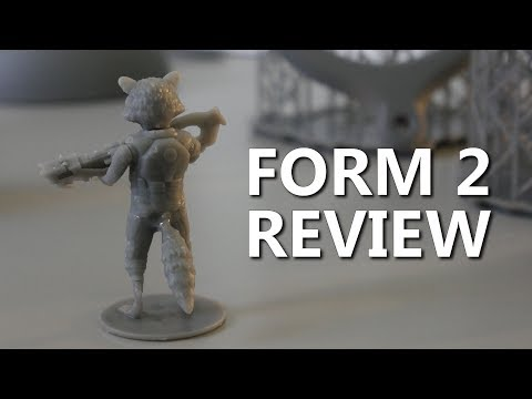 Why the Form 2 is worth $3499 – SLA 3D Printer Review