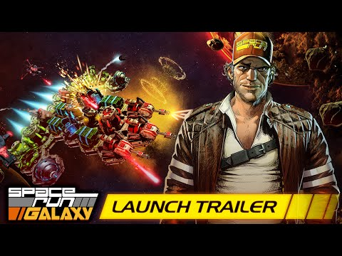 Space Run Galaxy - Launch Trailer thumbnail