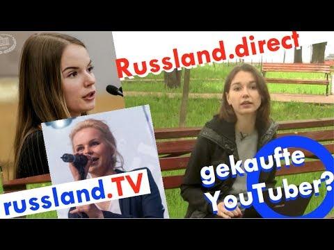 Gekaufte Pro-Putin-YouTuber? [Video]