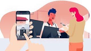 Blockchain Explainer Video for Tokky | Cartoon Animation