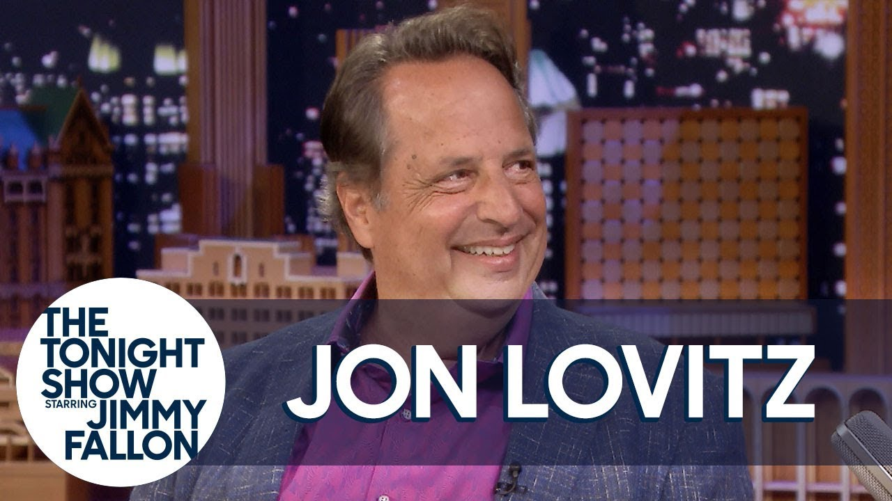 Jon Lovitz Shows Off His Layered Impressions and Adorable Rescue Dog thumbnail
