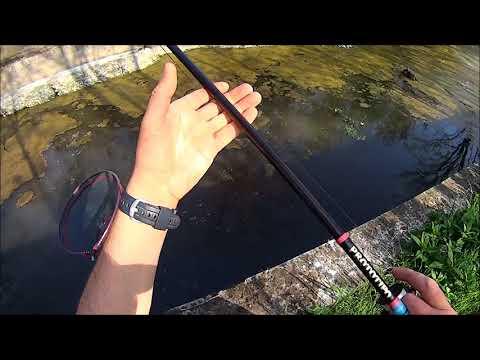 Io pescando in Kazakhstan