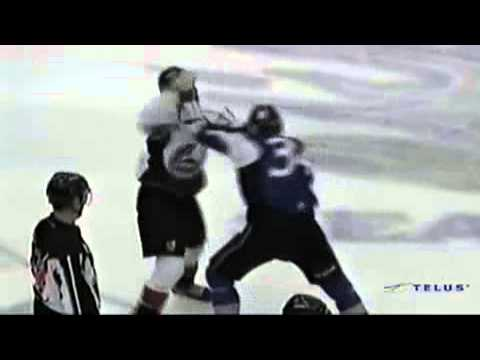 Philippe Myers vs Kelly Bent