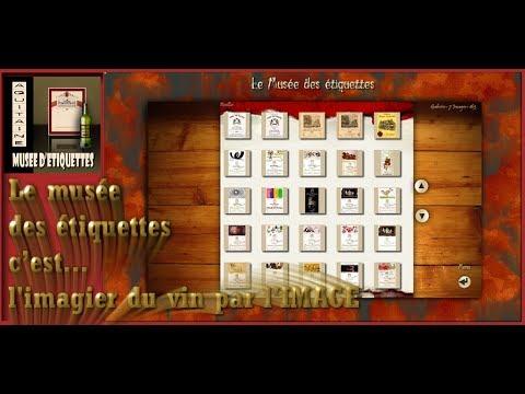 Video of Musée des étiquettes