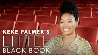 Keke Palmer's Guide to Becoming A Successful Actress   Little Black Book   Harper's BAZAAR