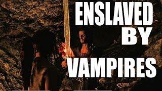 Enslaved by Vampires! (Death Alternative Captured)