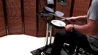 Duran Duran - Of Crime and Passion [drum cover]