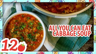 How to Make: All You Can Eat Cabbage Soup