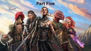 Divinity Original Sin 2 - Part 5 Seeker Camp