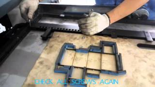 Process Of Flatbed Die Cutter, Operation Of Die Cutting Machine, Die Cutting Machine Process