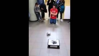 Sfida finale con robot LEGO Mindstorm EV3…