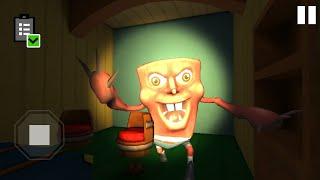 Страшная ночь в Krusty Krab nightmare игра на Андроид [СпанчБоб оxотится за мной]
