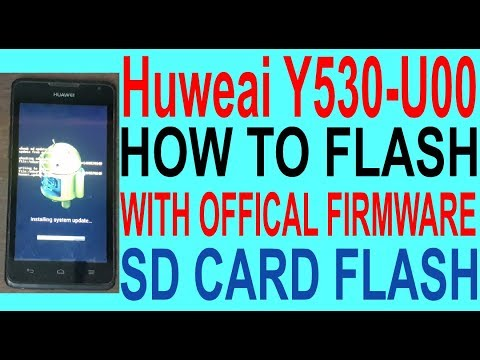 How To Unbrick Any Huawei Phone With Qualcomm Cpu Huawei Ascend Y530