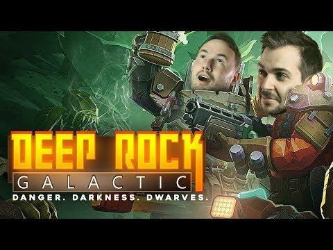 SPACE MINING | Deep Rock Galactic