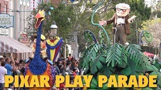 4K Pixar Play Parade   Pixar Fest   Disneyland Resort