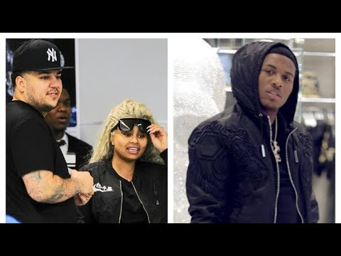 Rob Kardashian allegdly offered to pay $1,000,000 to Blac Chyna side dude if he stopped smashing.