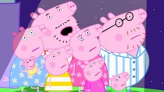 Peppa Pig Official Channel | The Noisy Night at Peppa Pig's Cousin Chloe's House