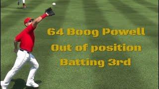 Boog Powell Makes People Rage! MLB The Show 19 Diamond Dynasty