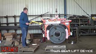 Aura Systems - Train Gear Lift Device