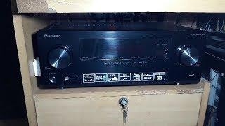 Pioneer AV Receiver Setup Guide/detail (hdmi,panorama,drc etc)
