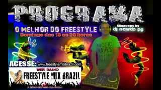 DJ RICARDO PG  SET SO COM  Tazmania Freestyle Vol 2