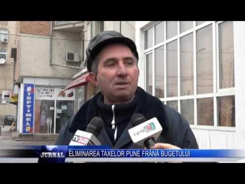 ELIMINAREA TAXELOR PUNE FRANA BUGETULUI