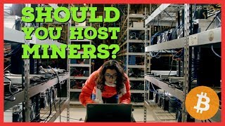 Cryptocurrency Mining Colocation | Does Hosting Your Mining Rigs Make Sense?