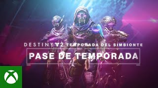 Xbox Destiny 2: Temporada del Simbionte - Tráiler del Pase de temporada anuncio