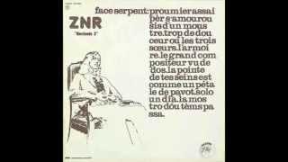 """ZNR """"Solo un día"""""""