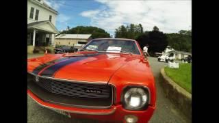 Bath, NH car show July