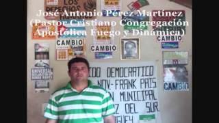preview picture of video 'Hostigan a un pastor por su activismo'