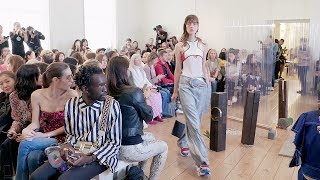 Jamie We Huang | Spring Summer 2019 Full Fashion Show | Exclusive