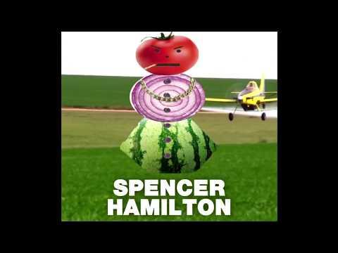 Spencer Hamilton Quartersnacks Remix [by @dutchmasterdelaney]