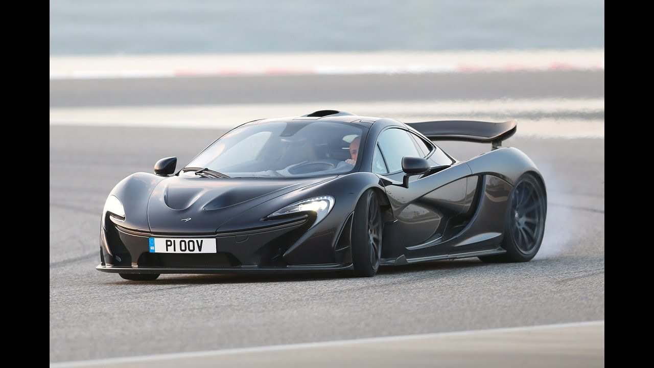 The McLaren P1 Looks Like A Screamingly Good Drive