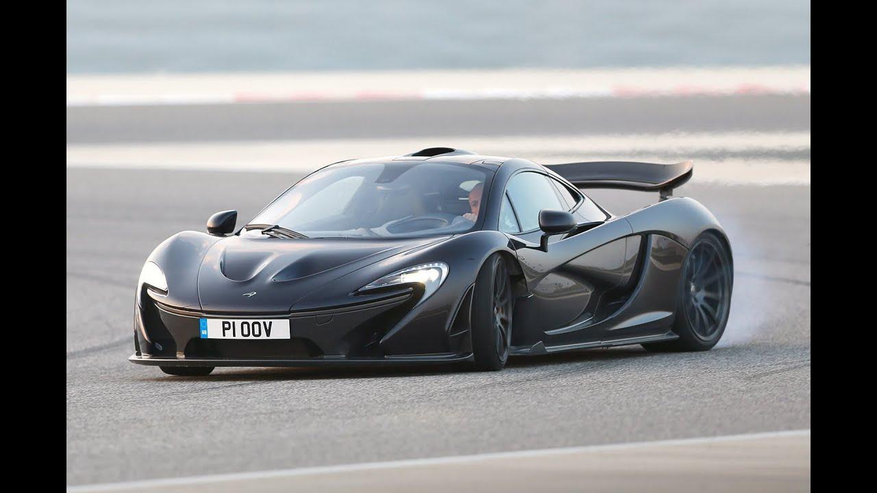 The McLaren P1 Looks Like A Screamingly Good Drive