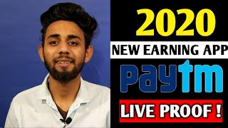 💥2020 BEST EARNING App For ANDROID | DAILY EARN 500 |  EARN MONEY ONLINE