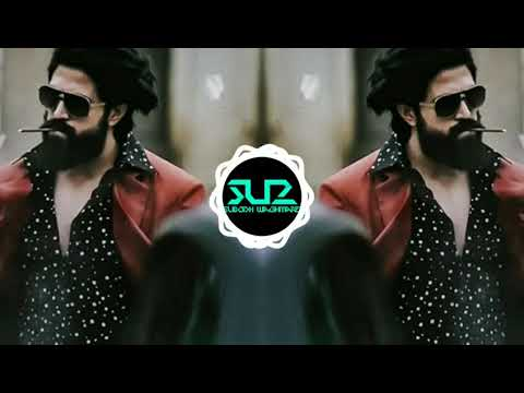 Rocky Bhai Instrumental -  SUBODH SU2 | Without Dialogues | KGF |TikTok Music| May I come in