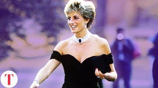 How Princess Diana's Little Black Dress Shocked The World