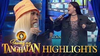 Tawag ng Tanghalan: Vice Ganda threatens to punch Anne's stomach
