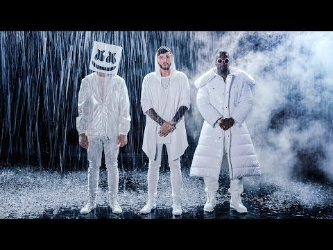 Marshmello - You Can Cry (Feat. James Arthur) Cover Image